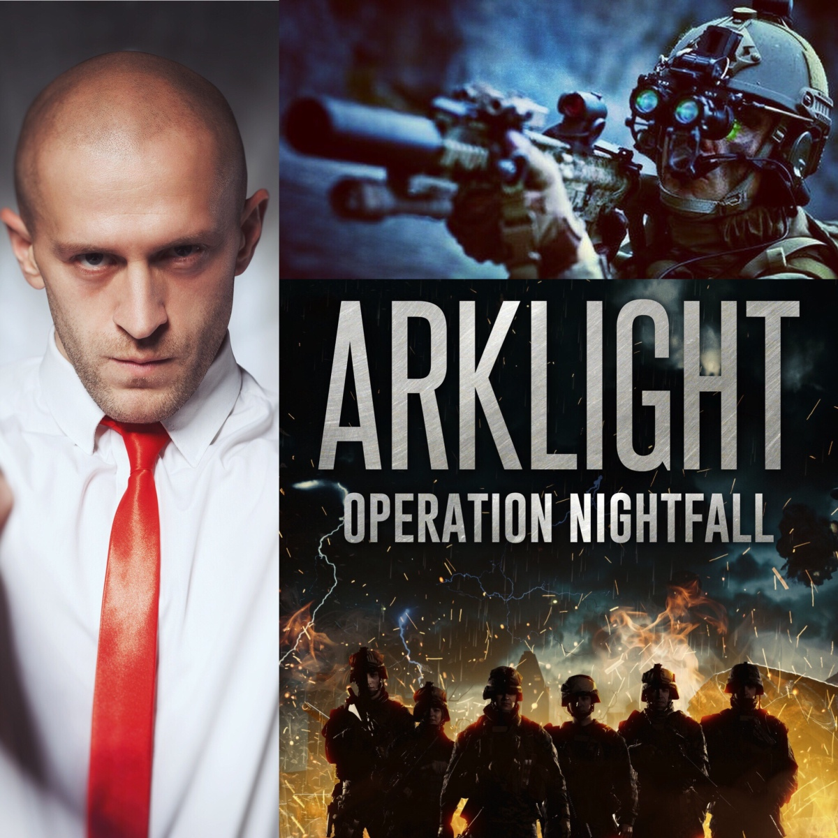 Arklight: Operation Nightfall – The Full Monty!