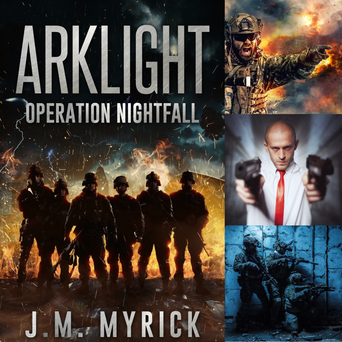 Arklight is trending! Buy your copy today!