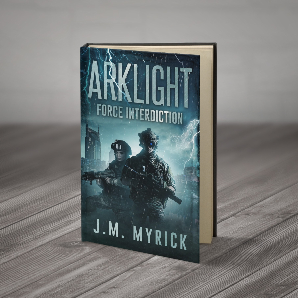 Arklight: Force Interdiction Review