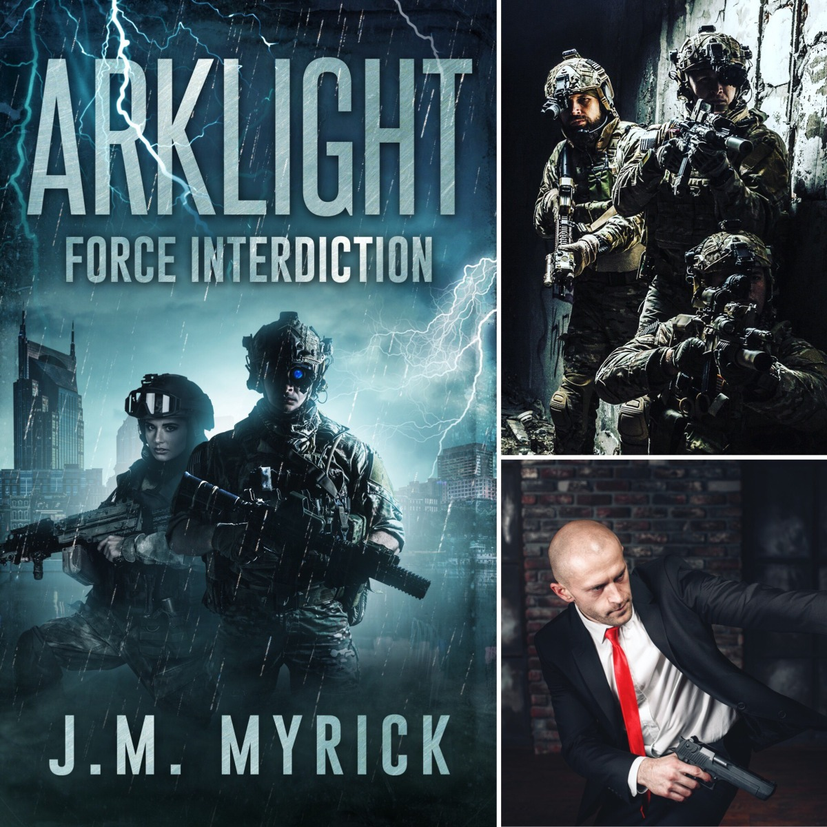 If you got Operation Nightfall – Get Book 2 for only 99 cents all this week!